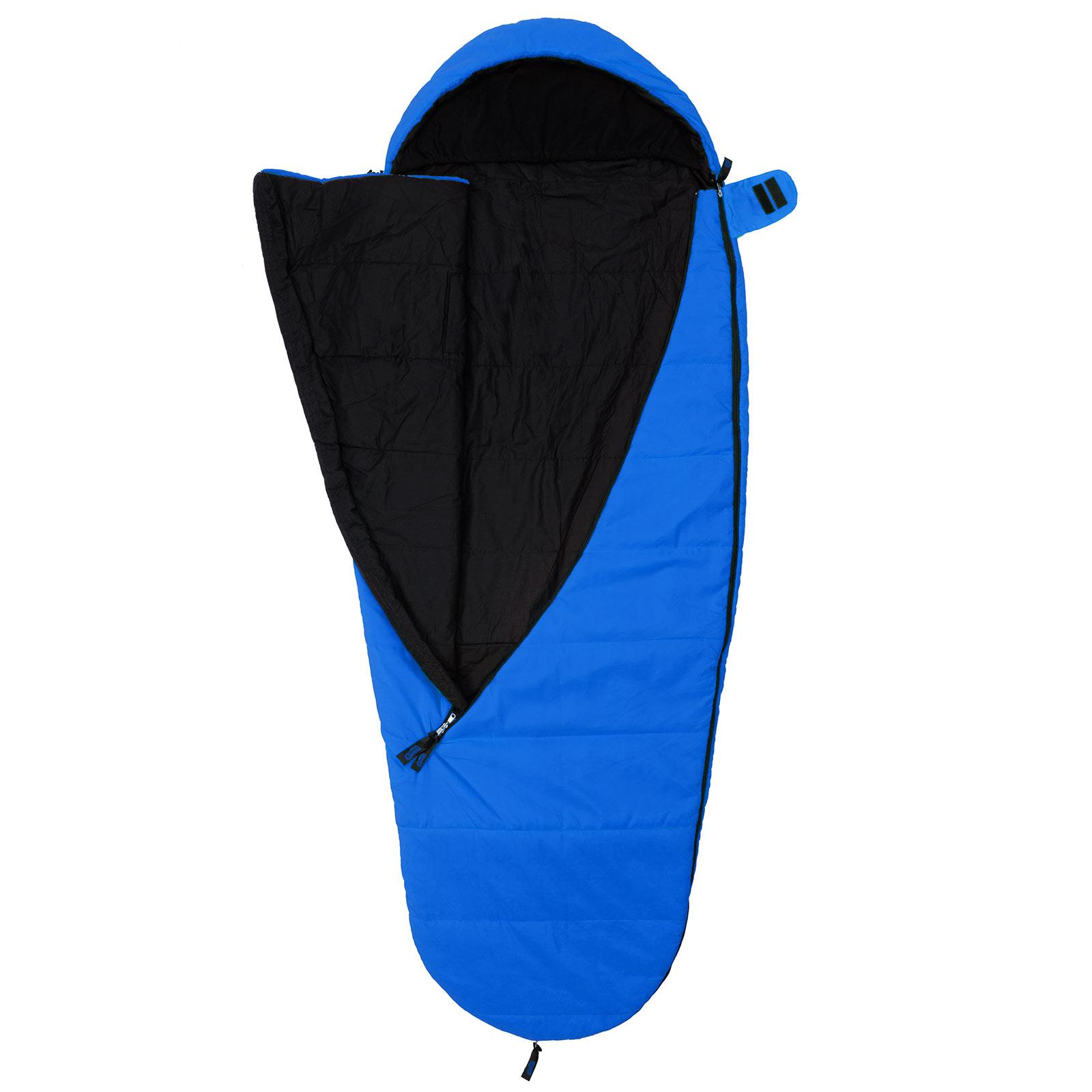 schlafsack camping qeedo buddy mumien schlafsack. Black Bedroom Furniture Sets. Home Design Ideas