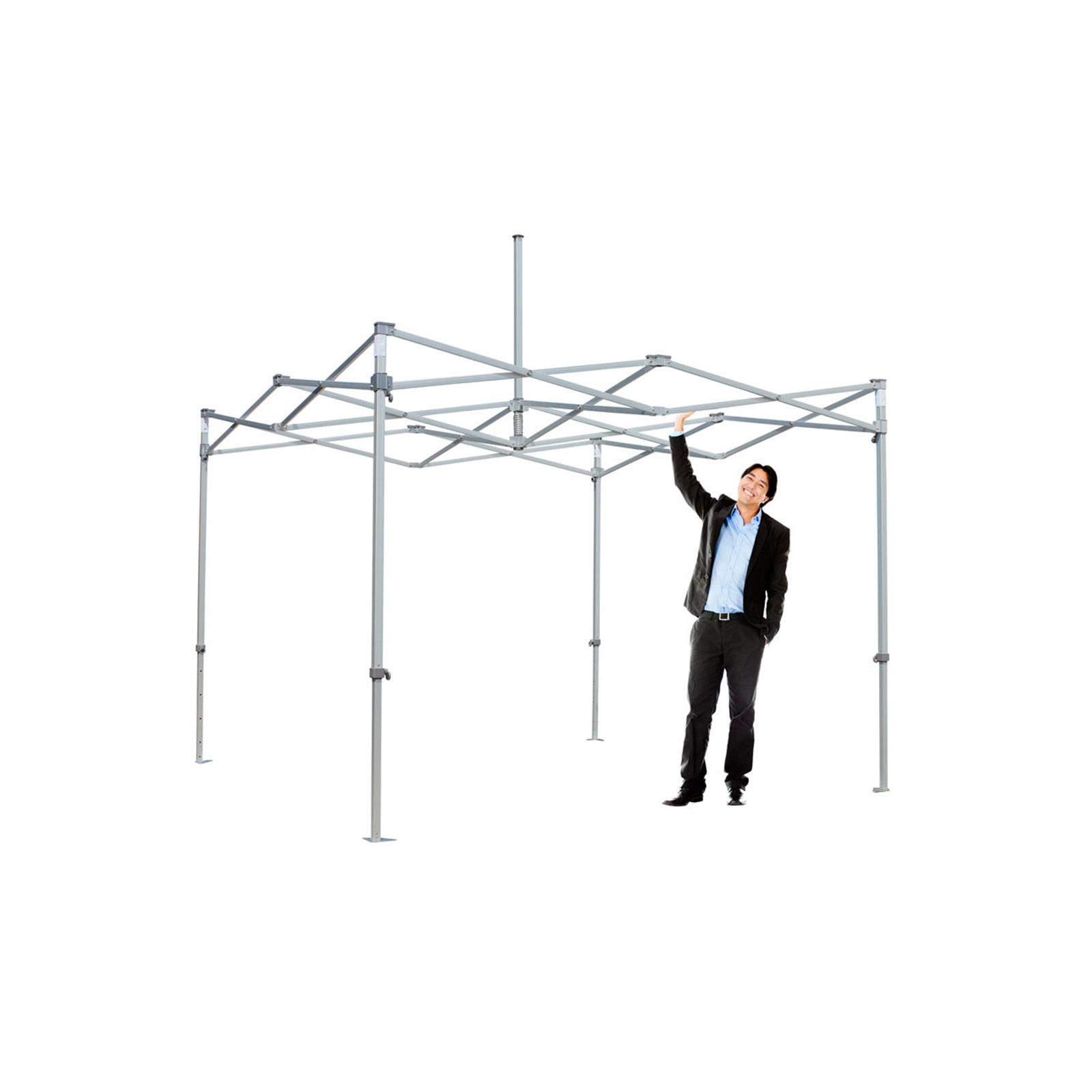 Rahmen für TENTASTIC Faltpavillon Alu Ersatzrahmen aus Aluminium für ...