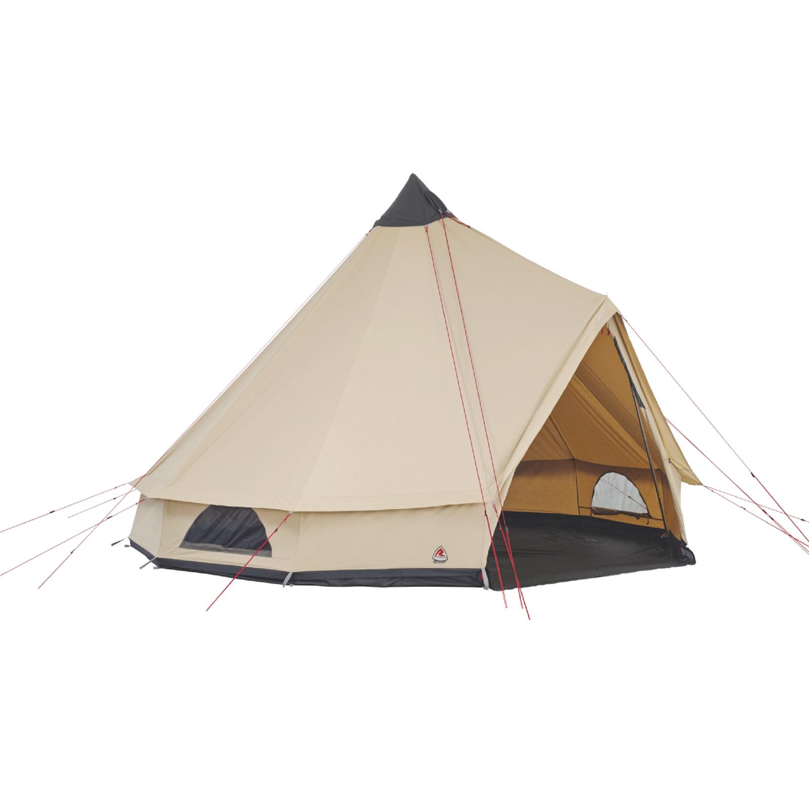 Zelt Aus Baumwolle : Robens klondike tipi gruppenzelt camping zelt baumwolle