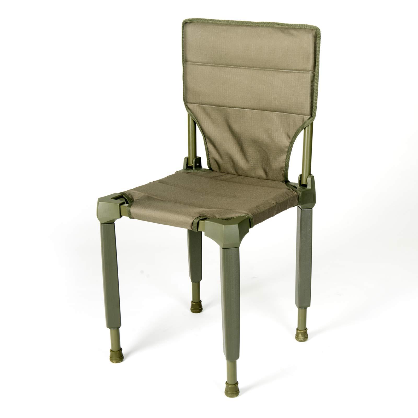 campingstuhl angelstuhl faltbar oliv klappstuhl alu faltstuhl regiestuhl ebay. Black Bedroom Furniture Sets. Home Design Ideas