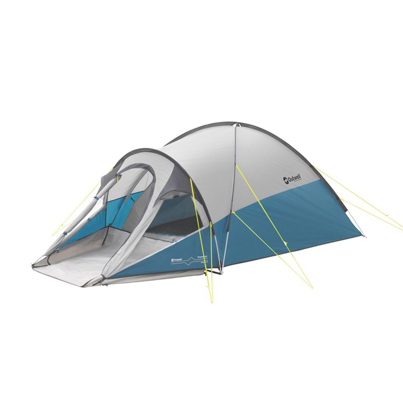 igluzelt 2 personen outwell zelt cloud 2 mann iglu. Black Bedroom Furniture Sets. Home Design Ideas