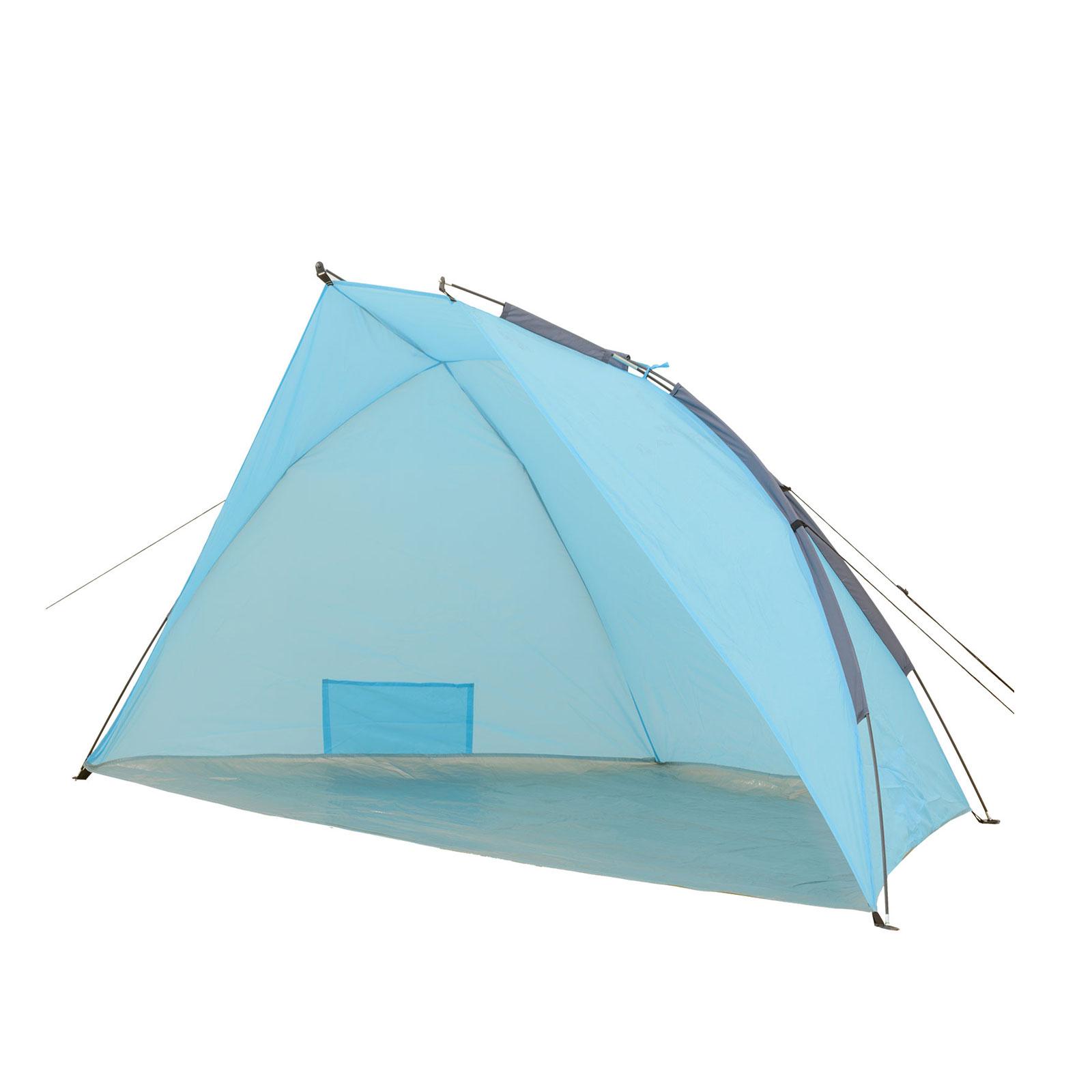 strandmuschel uv schutz strandzelt sonnenschutz strand muschel windschutz zelt ebay. Black Bedroom Furniture Sets. Home Design Ideas