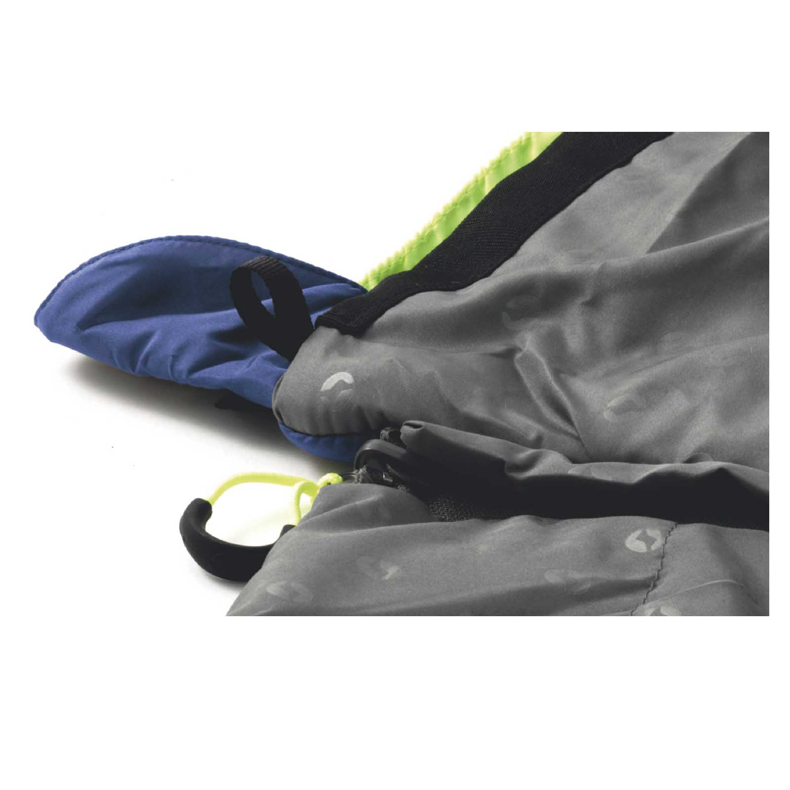 Contour-Lux-Doppel-Deckenschlafsack-OUTWELL-inkl-Kissen-Schlafsack-Camping
