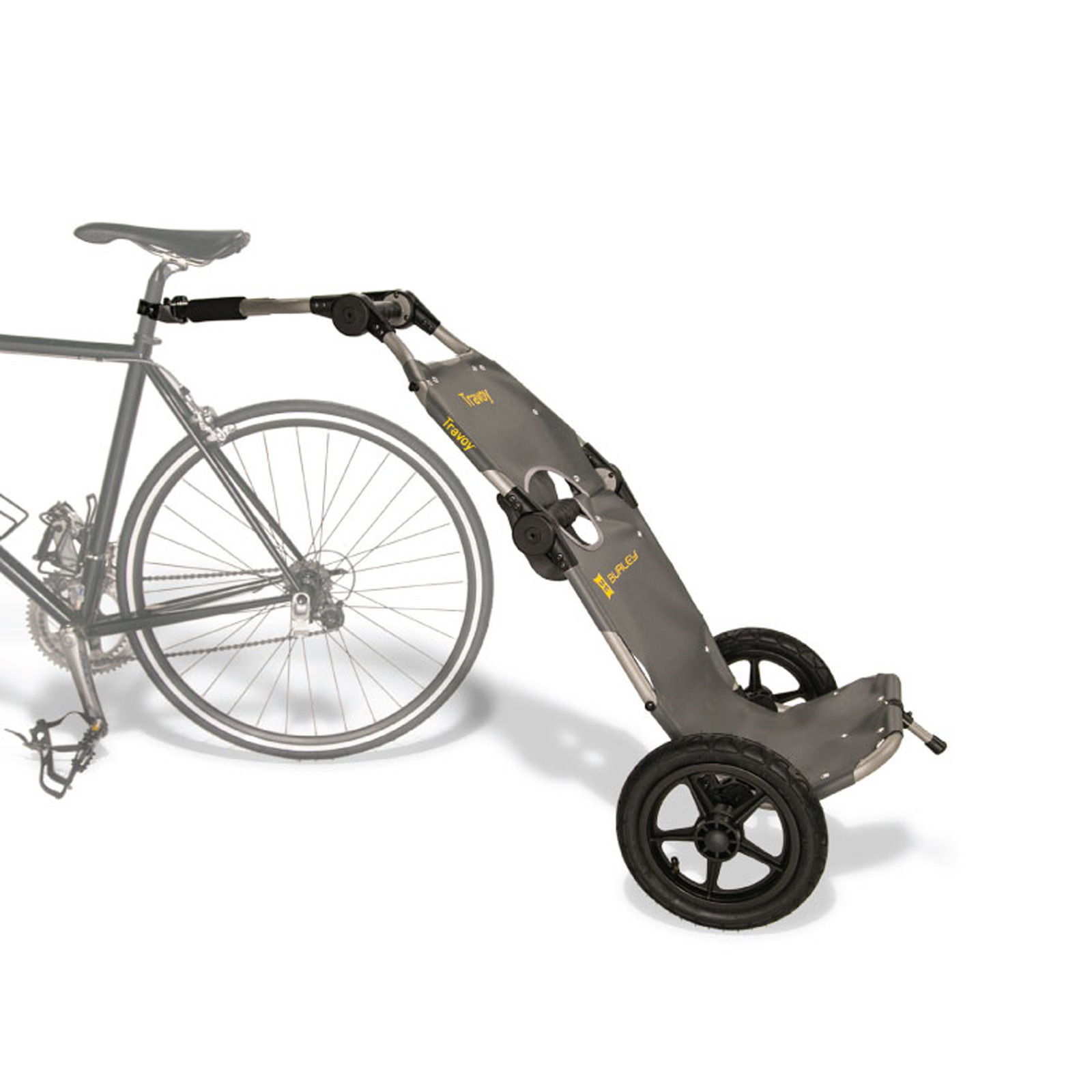 einkaufstrolley fahrrad lastenanh nger burley travoy. Black Bedroom Furniture Sets. Home Design Ideas