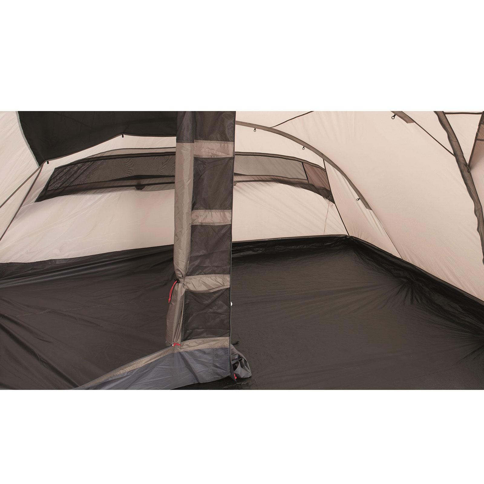 tunnelzelt robens cabin 600 familienzelt 6 personen camping outdoor zelt neu ebay. Black Bedroom Furniture Sets. Home Design Ideas