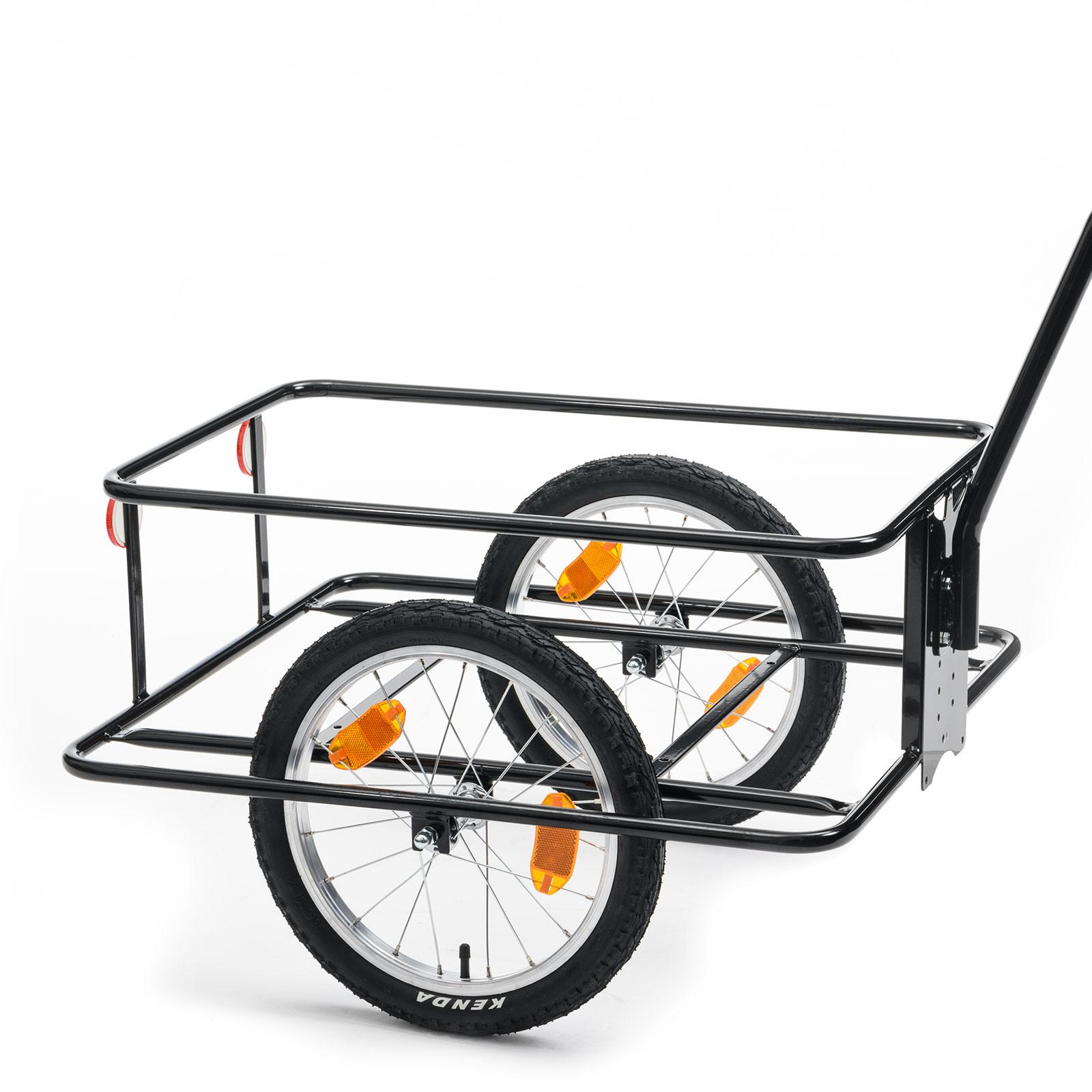 roland big boy typ a lastenanh nger fahrrad mit wanne fahrrad transportanh nger ebay. Black Bedroom Furniture Sets. Home Design Ideas