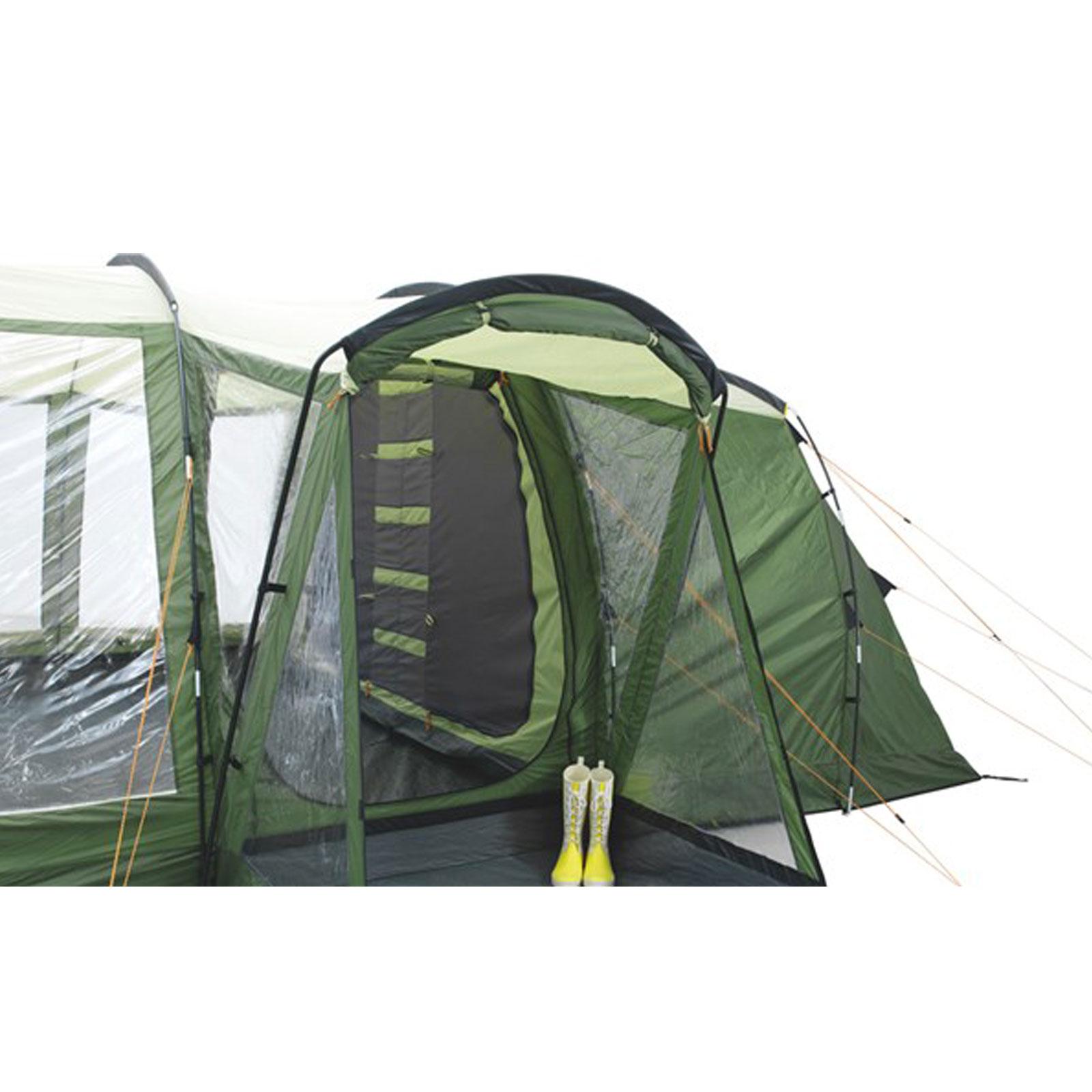 familienzelt 6 personen easy camp boston 600a tunnelzelt 6 mann zelt camping ebay. Black Bedroom Furniture Sets. Home Design Ideas