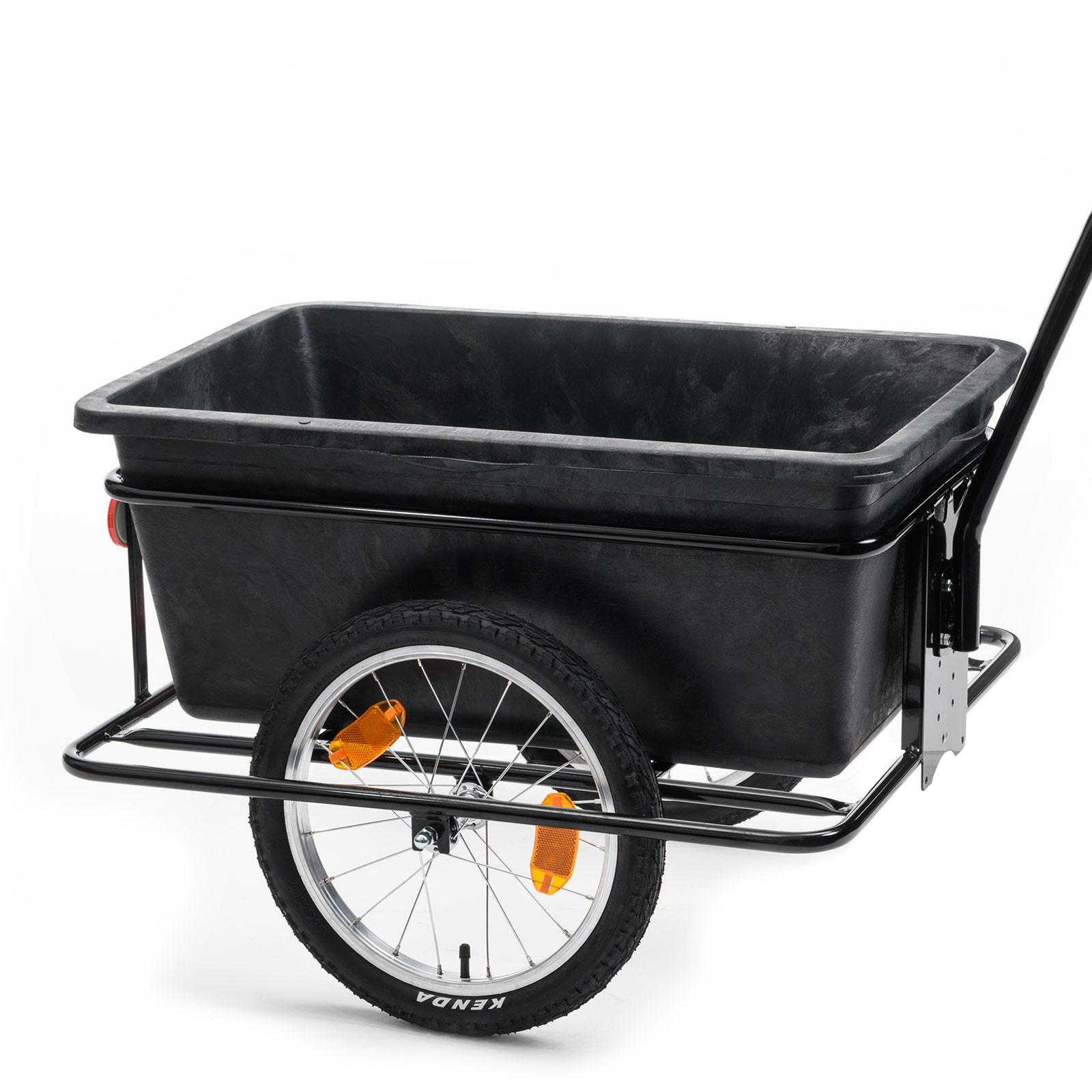 roland big boy typ a lastenanh nger fahrrad mit wanne. Black Bedroom Furniture Sets. Home Design Ideas