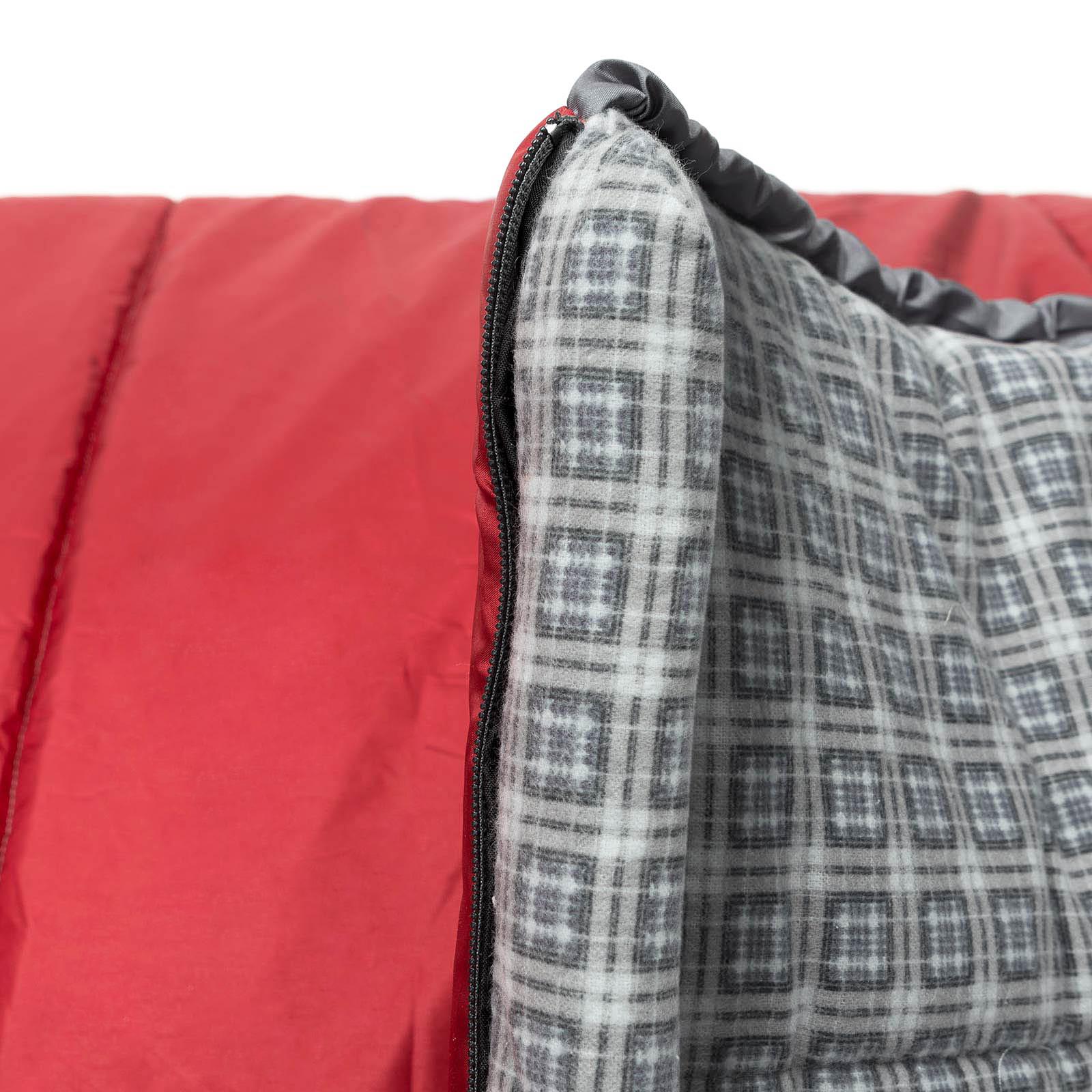 deckenschlafsack justcamp melvin schlafsack f r erwachsene. Black Bedroom Furniture Sets. Home Design Ideas