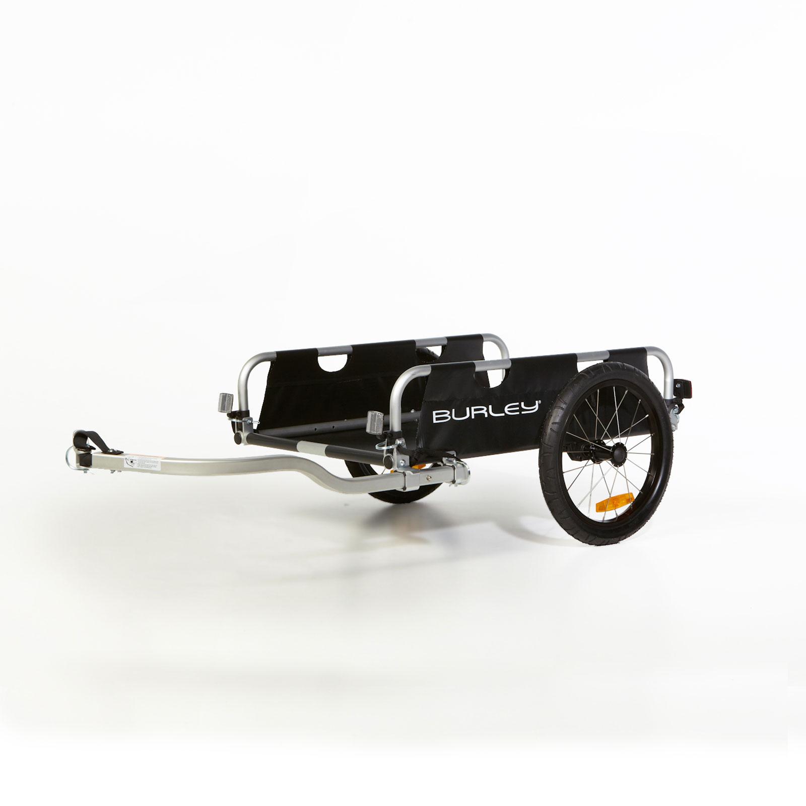 fahrrad lastenanh nger burley flatbed. Black Bedroom Furniture Sets. Home Design Ideas
