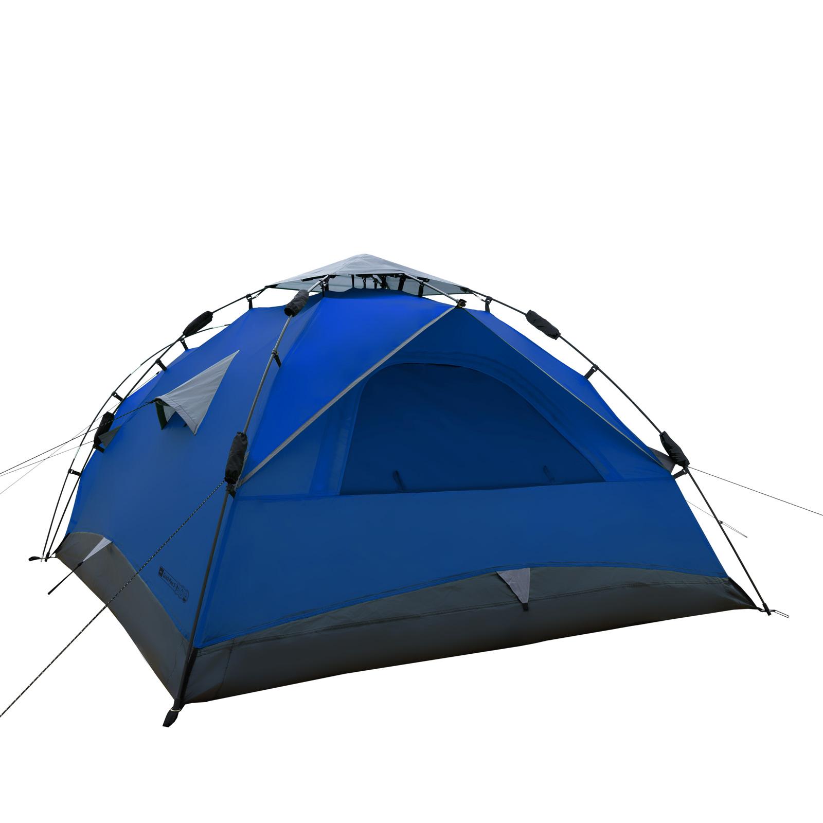 sekundenzelt qeedo quick pine 3 personen zelt campingzelt pop up zelt wurfzelt eur 79 90. Black Bedroom Furniture Sets. Home Design Ideas