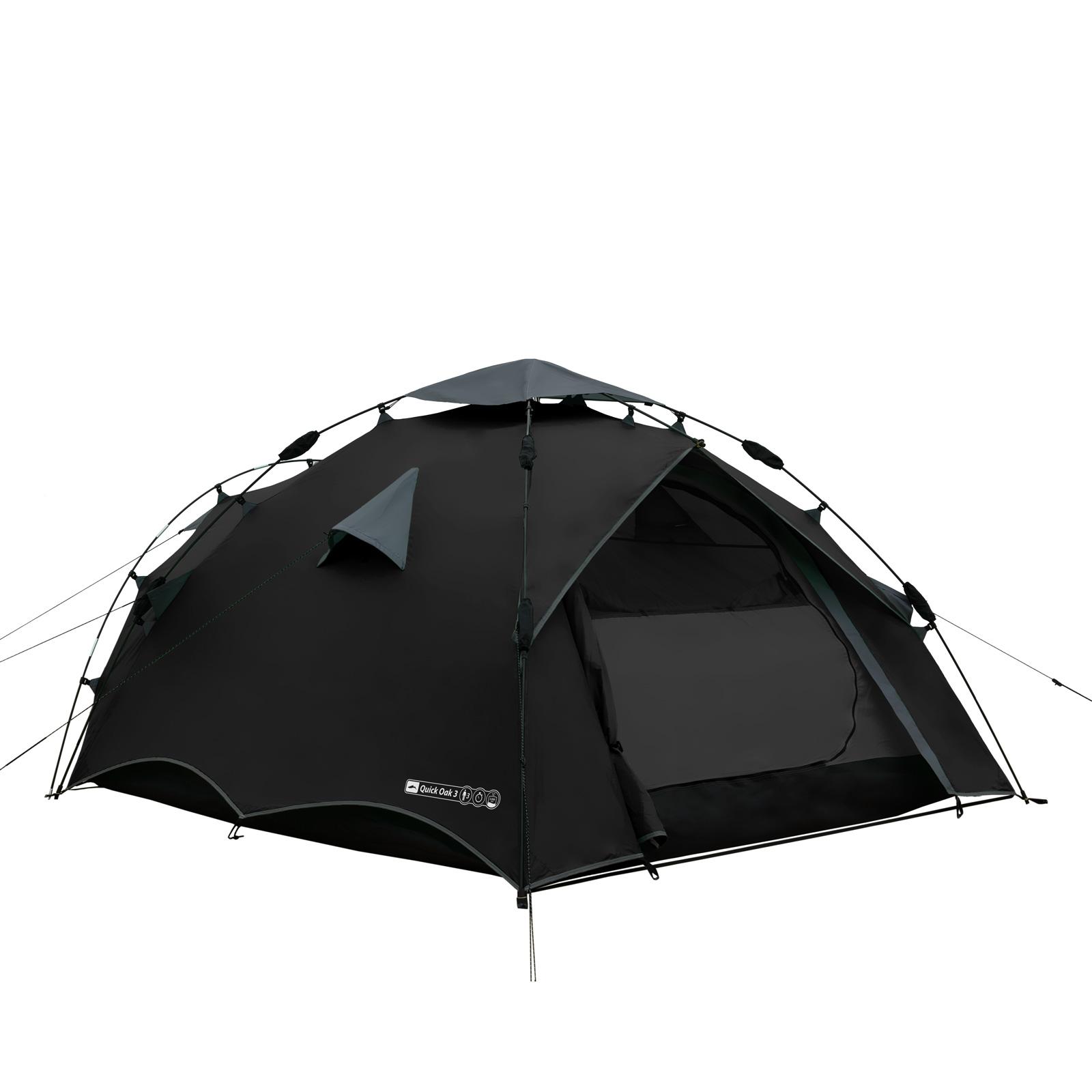 Qeedo Zelt 5 Personen : Personen zelt qeedo quick oak sekundenzelt campingzelt